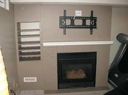 tv above gas fireplace mounting above fireplace interior exterior ideal hanging above fireplace tv over gas