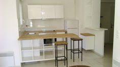 creer sa cuisine ikea table de bar avec kallax plan de travail bar and cuisine