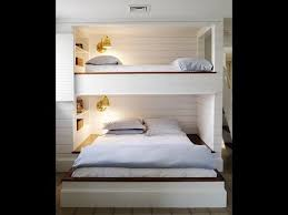 Built In Bunk Bed Built In Bunk Beds For Rooms