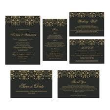 bohemian wedding invitation do it yourself printable template