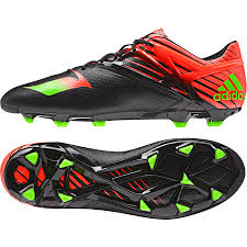 buy boots football adidas messi 15 1 firm ground football boots black available