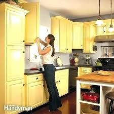 how to professionally paint kitchen cabinets cost to paint kitchen cabinets professionally s reing ing how much