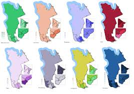 Map Of Quebec Canada by Canadian Demographic Maps