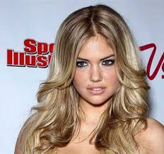 kate upton hair color kate upton long layered hairstyle prom party formal