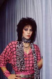 define the term shag as in a shag haircut joan jett sounds off on feminism and the shag haircut that defined