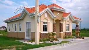 house design bungalow type philippines youtube