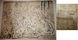 Winter Park Colorado Map by Yosemite Historic Maps Yosemite Library Online