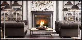 Best Fireplace Screen by Interior Design Restoration Hardware The Cavender Diary