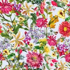 Flower Fabric Design 15 Best Floral Images On Pinterest Fashion Studio Floral Design