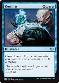 dominar commander 2015 gatherer magic the gathering