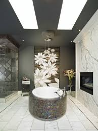 Impressive Wall Murals For Your Bathroom