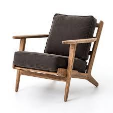 Rustic Living Room Chairs Armchair Industrial Club Chair Industrial Style Bedroom