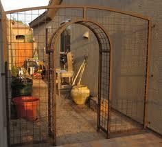 arbor u0026 trellis u2013 steel creations u0026 fabrications inc
