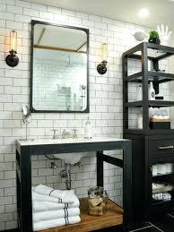 Industrial Bathroom Mirrors | industrial bathroom mirror medium size of for bathrooms industrial