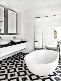 monochrome bathroom ideas startling monochrome bathroom ideas black and white designs decor