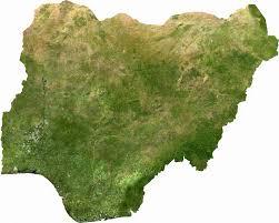nigeria physical map atlas of nigeria wikimedia commons