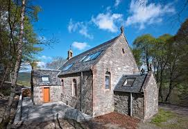 mary arnold forster kirk house project