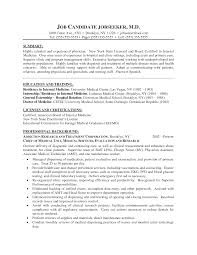 Curriculum Vitae Resume Samples by 8 Best Images Of Medical Doctor Cv Resume Sample Medical Doctor