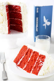 red velvet cake with cream cheese frosting sugar u0026 soul