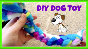 super simple diy dog toy youtube