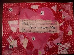 valentine u0027s day kids craft idea a mod podge collage 365 days
