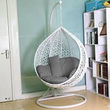 Swing Chairs For Patio Tinkertonk Rattan Swing Chair Patio Garden Wicker Hanging Egg