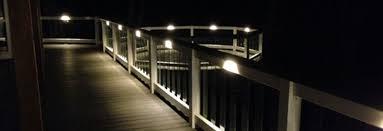 Kichler Deck Lights by Photo Gallery Moonlight Decks