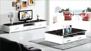 coffee table tv stand set u2013 fieldofscreams