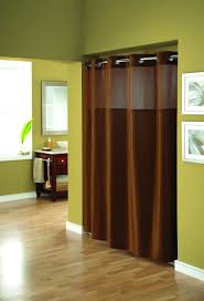 Paris Fabric Shower Curtain by Brown And Tan Shower Curtain U2013 Discountant Net