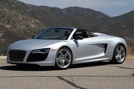 Audi R8 Spyder - audi r8 v10 spyder the billionaire shop
