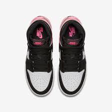valentine s day air jordan 1 valentines day 881426 009 black pink sbd