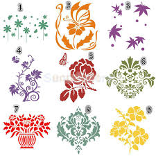 Home Decor Wholesale China by Online Buy Wholesale Wall Paint Stencils From China Wall Paint