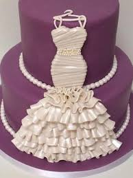 wedding shower cakes wedding dress bridal shower cakes candy cake weddings