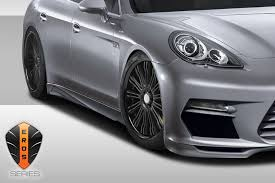 porsche panamera bodykit duraflex 108308 eros version 2 kit 4 fit porsche