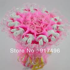 Valentine S Day Wedding Decorations by Flowers Bouquet Rose Hand Bouquet Valentines Day Party Decoration