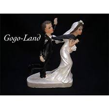 Funny Wedding Cake Toppers Humorous Wedding Cake Topper Ebay