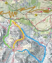 Dolomites Italy Map by Dolomites 2017 Day 1 U2013 Vf Brigata Tridentina Pisciadu Sarah
