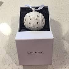 pandora pandora ornament from clara s closet on poshmark