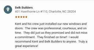 Review Us On Google Please Review Us Belk Custom Builders