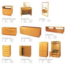 bedroom furniture vocabulary interior design