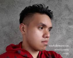 philipines haircut style gupit para sa mga lalaki undercut haircut for men undercut