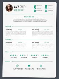best resume template 35 best free resume design templates themecot