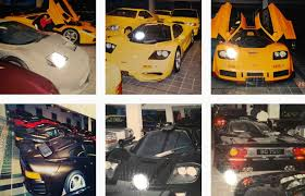 seinfeld porsche collection list sultan of brunei u0027s car collection cars