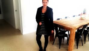 how to wear ankle boots with a dress sonia styling