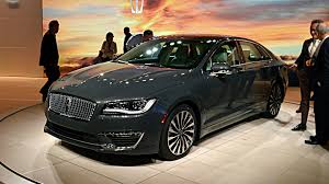 lincoln 2017 2017 lincoln mkz facelift unveiled with a new 400 bhp v6 engine