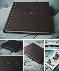 boudoir photo album black book branson boudoir kelley photography