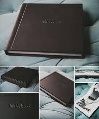 boudoir photo album black book branson boudoir kelley photography
