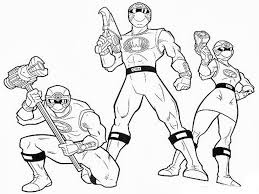power rangers ninja storm coloring pages u2014 fitfru style power