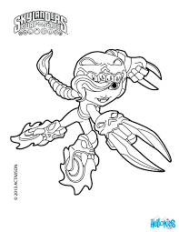 skylanders trap team coloring pages snapshot free online and