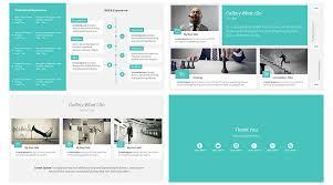 personal portfolio template free download personal resume cv portfolio on behance